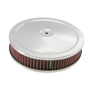 Spectre 47708 Performance Air Cleaner Assembly 9 X2 Washable Red Filter