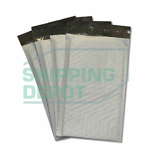 1 500 00 5x10 Poly Bubble Mailers Self Seal Padded Envelopes 5 x10 Secure Seal