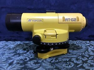 Topcon At g2 Automatic Level