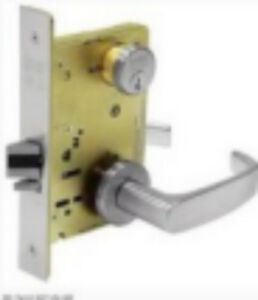 Sargent Mortise Lockset Classroom Function Lock 8204 Ln L 26d 7 Available
