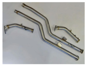 Mercedes Cls500 Cls550 E500 E550 Turbo Downpipes For V8 Biturbo M278