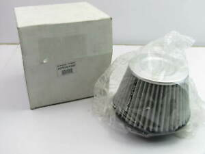 Spectre Hpr9615w Cai Cold Air Intake System Cone Air Filter 4 Inlet 5 Height