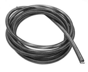 1 2 Hydraulic Line Oil Fuel Tube Spring Wrap Armor Guard Cover Stainless 5 Feet