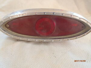 1960 1961 Plymouth Valiant Tail Light