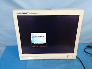 Stryker Vision Elect Hd Endoscopy Surgical Flat Display Monitor 240 030 930