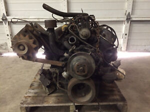 221 Ford V8 Engine Core With Transmission 1962 1963