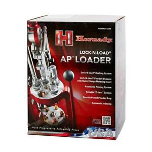 Hornady Lock-N-Load AP Loader Progressive Press 95100 Reloading New Sealed