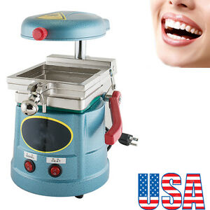 Dental Vacuum Forming Molding Machine Former Thermoforming Lab Equipment In Usa