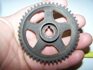 Old Harley Davidson Indian Henderson Pope Motorcycle Bosch Magneto Gear 48 Teeth