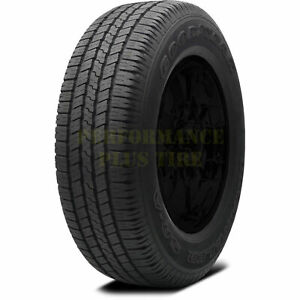 Goodyear Wrangler Sr a 245 70r16 106s quantity Of 1