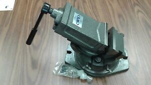 4 Tilt Swivel Machine Vise 2 way Universal Vise 850 tlt 04 new
