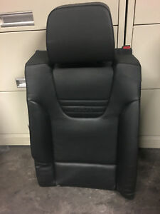Audi S4 A4 Rear Left Upper Seat Recaro 2002 2003 2004 2005 2006 2007 2008