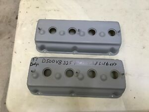 1956 Dodge D500 Oem Hemi Valve Covers