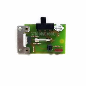 Graco 245079 Magnum Dx Airless Sprayer Electrical Control Board