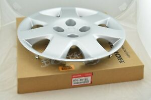 1x New Genuine Oem Honda Civic 15 Wheel Cover 44733 S5d A11 Hubcap Hub Cap