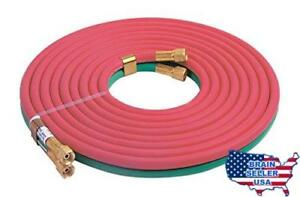 Lincoln Electric Kh578 Oxy acetylene Hose 1 4 X 25 New Free Ship