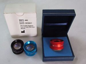 90d Aspheric Lens ophthalmology And Optometry Slit Lamp Lens