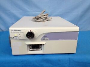 Olympus Elis Exera Endoscopic Ultrasound Processor Eu m60