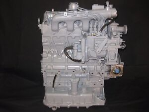 Certified Kubota V2203 Diesel Engine Bobcat 763