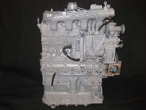Certified Kubota V2203 Diesel Engine Case 1838