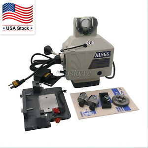 Alsgs 110v Power Feed For Vertical Milling Machine X Y Axis Al 310sx Tpys Us