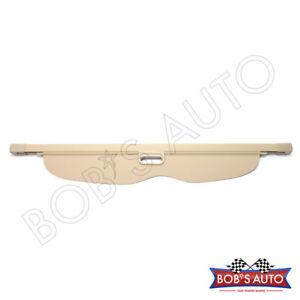 Jeep Grand Cherokee 11 16 Beige Oe Style Retractable Tonneau Cargo Cover Shade