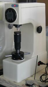 Motorized Rockwell Hardness Tester With Digital Display