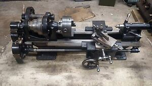 Antique Dalton Metal Lathe