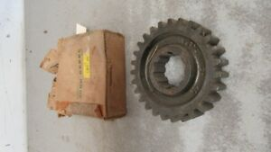 John Deere Unstyled A Tractor Nos First Gear A582r Axaa