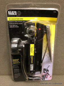 Klein Tool 53725 Bx And Armored Cable Cutter Cuts Bx And 3 8 inch Armored Cable