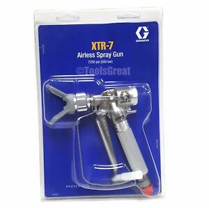 Graco 7250 Psi Heavy Duty Xtr 7 Airless Spray Gun