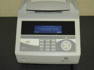 Abi Applied Biosystems Pcr System 9800 Fast Thermal Cycler