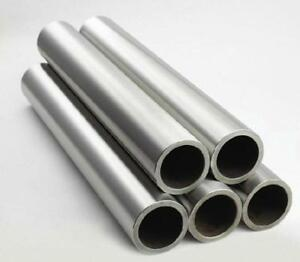 1pcs Titanium Grade 2 Gr 2 Tube Od 25mm X 19mm Id wall 3mm length 50cm
