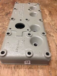 Jeep Ford Gpw Gpa Original Engine Cylinder Head G 503 G 504 4