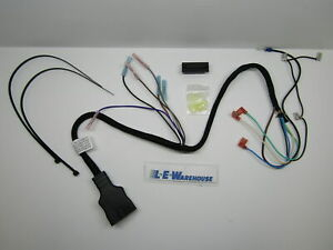 Snow Plow Side Harness Repair Kit 9 Pin Replaces Western 49317 Fisher 22335k