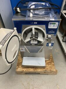 Refurbished Carpigiani Lb200g Batch Freezer Gelato Ice Cream 1 Phase Air Cooled