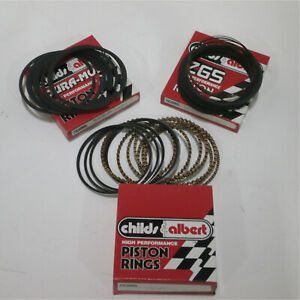 Childs Albert Rs 31zx4 065 Piston Ring Rs 41z Ring Set