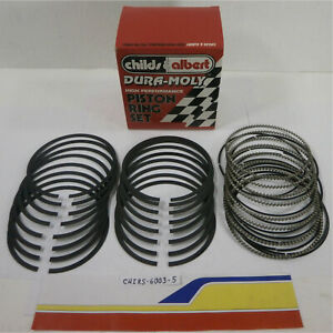Childs Albert Rs 6003 5 Piston Ring 4 505 b 043 043 3mm Dura Moly
