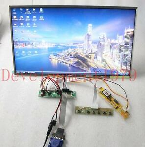 New 16 0 lcd Hd Lcd Tft Screen Driver Board Ltn160at01 vga Mt6820 md