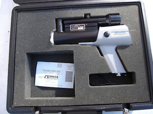 Omegascope Infrared Pyrometer Os2000as 20 To 2500 f W manual case