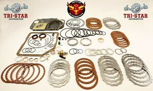 Th350 Th350c Transmission Rebuild Performance Kit Master Kit Stage 4
