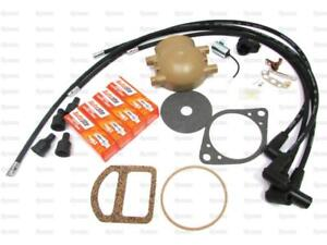 Ford 8n 9n 2n Tune Up Kit Cap Wires For Front Mount Distributor