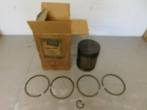John Deere Br Bo Tractor Standard Piston With Rings B1308r Ab1475r 10466