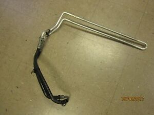 01 06 Bmw E46 M3 Power Steering Pump Oil Return Line Hose Pipe Genuine Oem L3