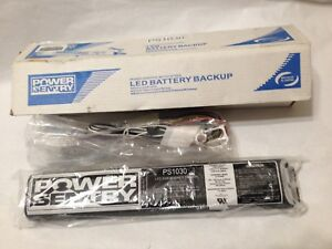New Power Sentry Ps1030 Led Reduced profile Emergency Driver Install Kit 10w30vd