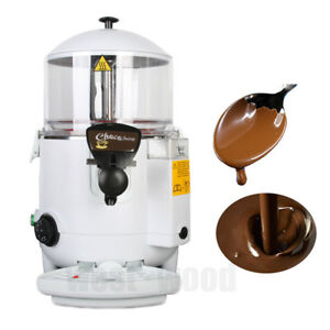 5l Chocofairy Electric Hot Beverage Dispenser White Chocolate Machine Ce 1000w