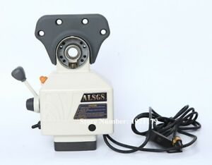 Al 510s Power Feed 650in lb 200rpm Ac 110v Power Table Feed Larger Torque Millin