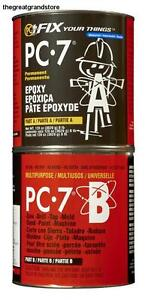 Pc Products Pc 7 Two part Heavy Duty Multipurpose Epoxy Adhesive Paste Agent Oil