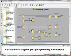 Plc Programming Software For Programmable Logic Controllers Iec Automation Cd