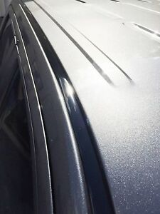 For 1997 2003 Ford F 150 Black Roof Top Trim Molding Kit